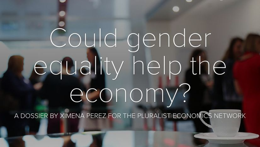 Could gender equality help the economy?